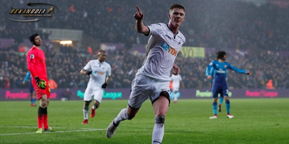 Hasil Pertandingan Swansea City vs Arsenal: Skor 3-1