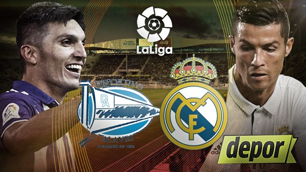 Nonton Streaming Bola La Liga Spanyol Real Madrid vs Deportivo Alaves