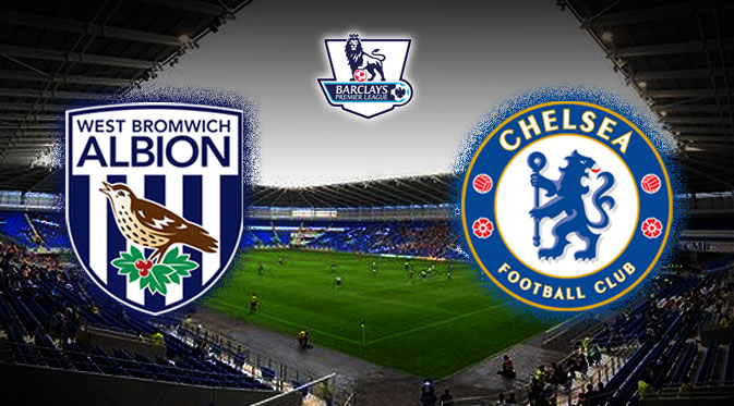 Nonton Streaming Bola Liga Inggris CHELSEA vs WEST BROMWICH ALBION
