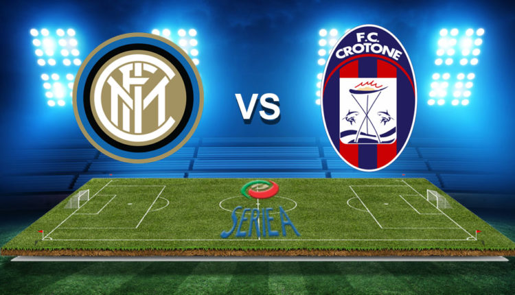Nonton Streaming Bola Serie A Italia INTER MILAN vs CROTONE