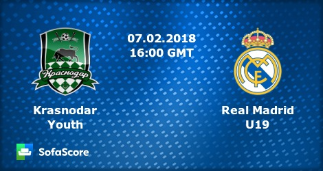 Nonton Streaming Bola UEFA Youth League KRASNODAR U-19 vs REAL MADRID U-19