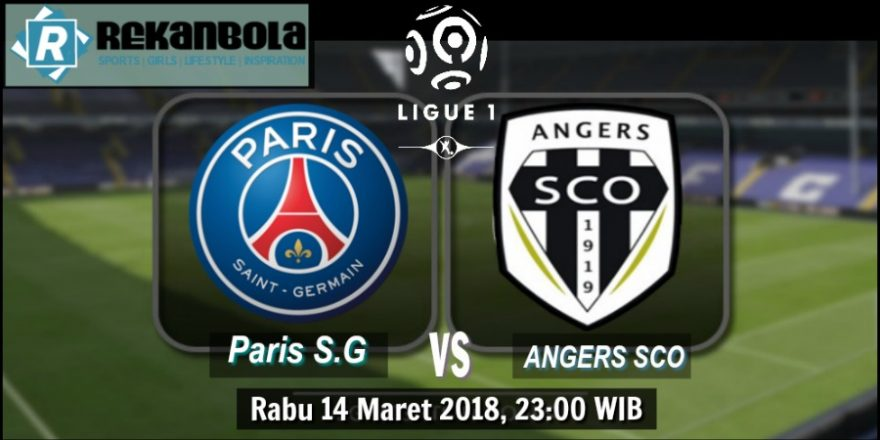 Nonton Streaming Bola Liga 1 Perancis PARIS SAINT GERMAIN – ANGERS SCO