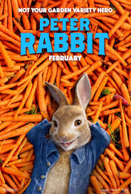 Sinopsis  Film Peter Rabbit