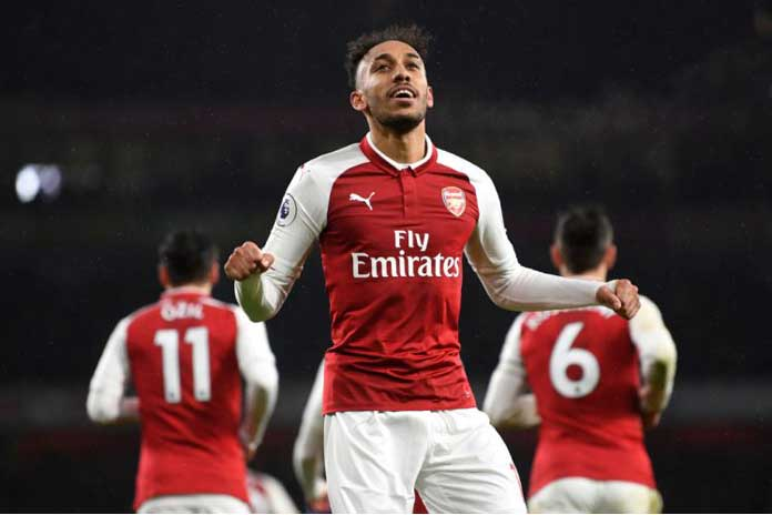 Cuplikan Gol: Arsenal 3-0 Stoke City (Premier League)