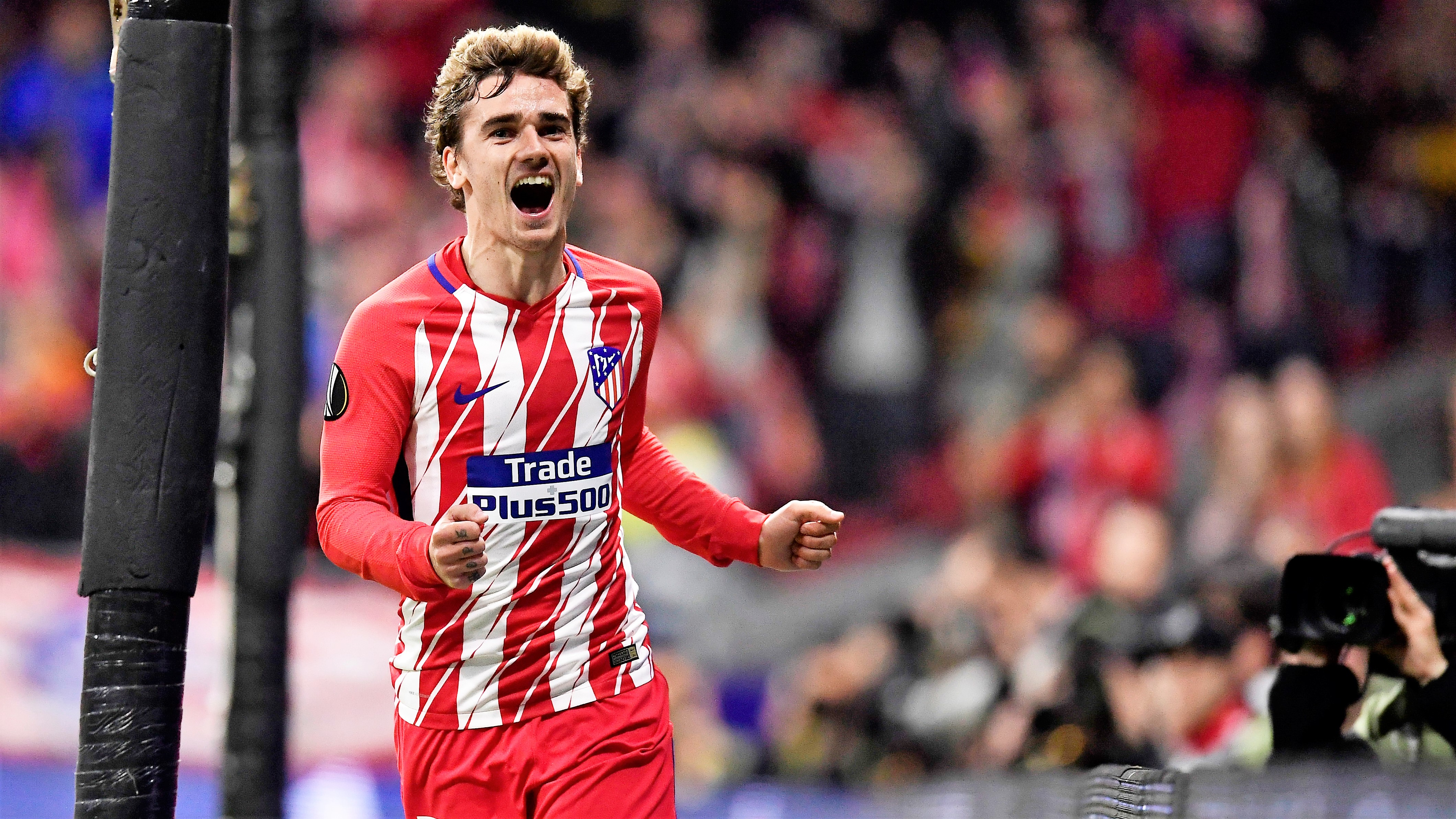 Highlights Liga Europa: Atletico Madrid 2-0 Sporting CP