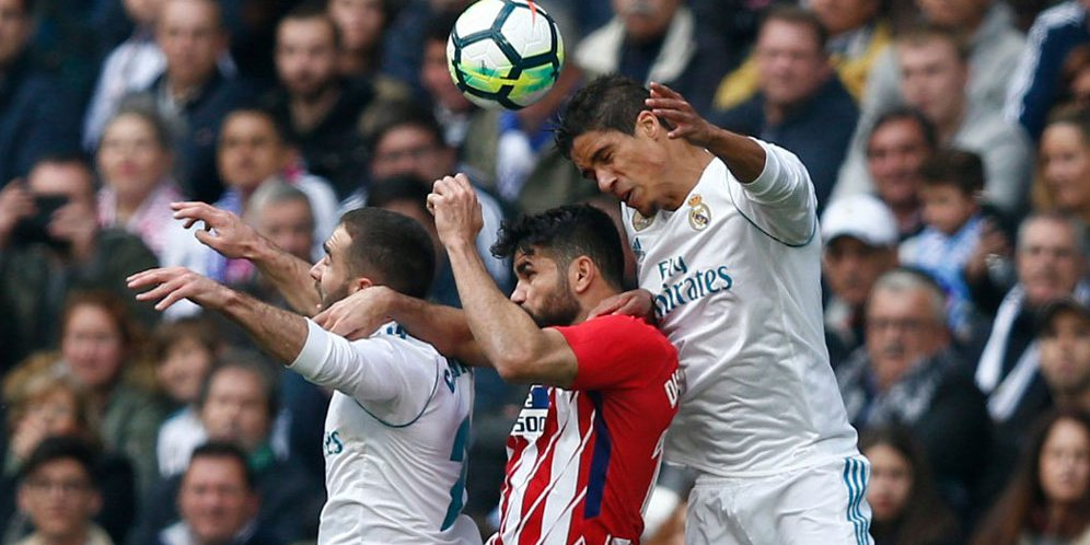 Highlights La Liga: Real Madrid 1-1 Atletico Madrid