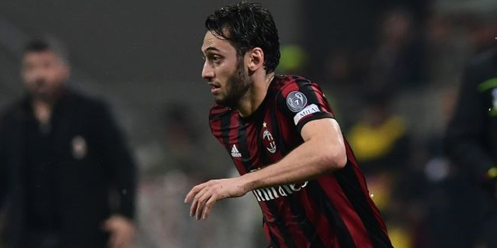 Ini Skenario Ideal Final Coppa Italia Versi Calhanoglu