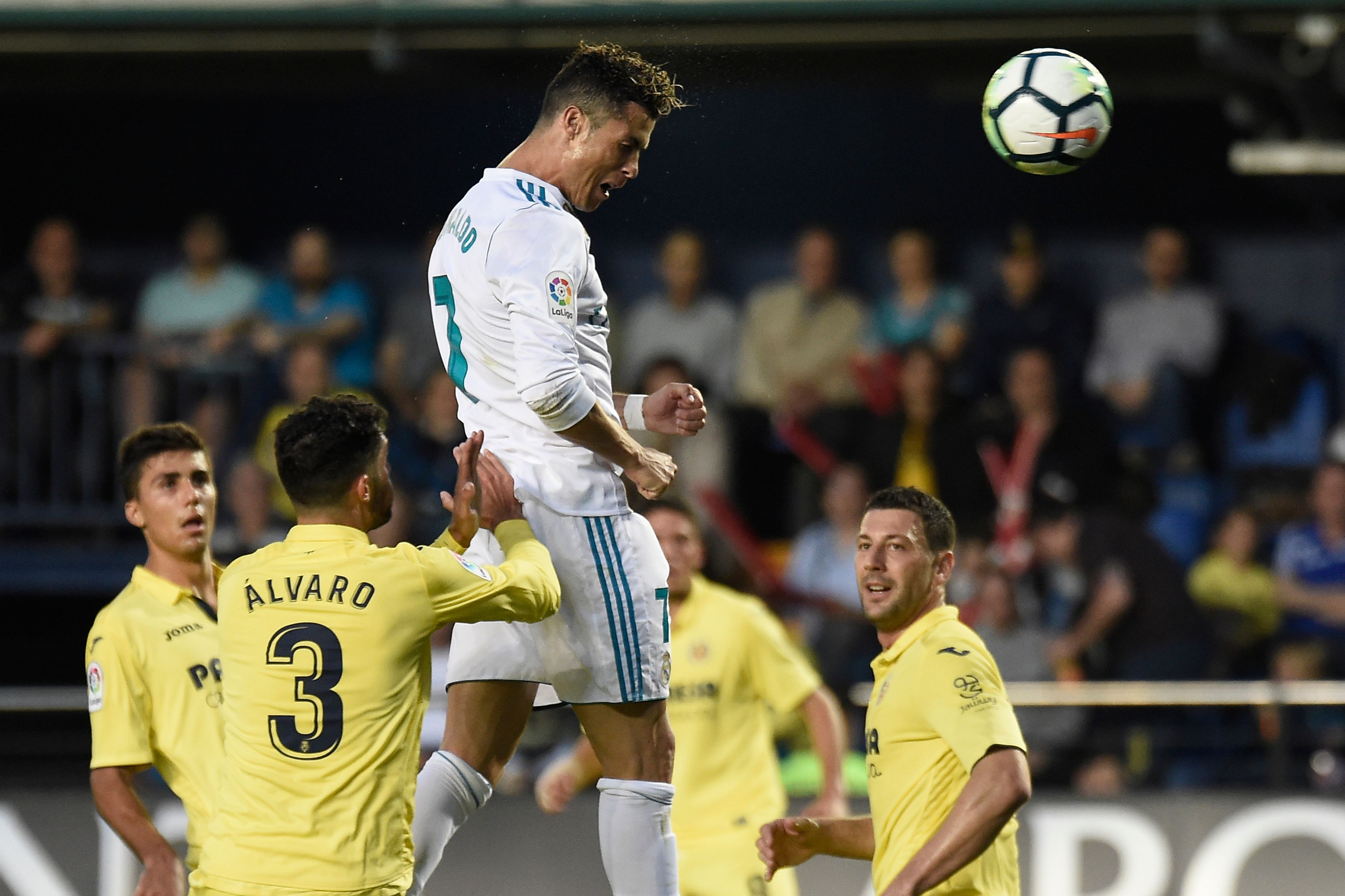 Laporan Pertandingan: Villarreal 2-2 Real Madrid