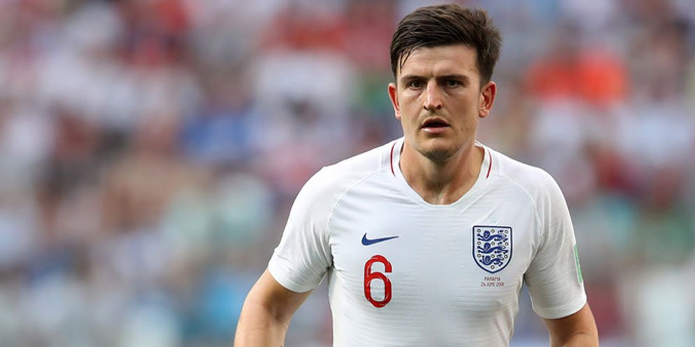 Leicester City Tolak Pinangan Manchester United Untuk Harry Maguire