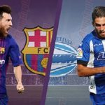 Highlights Barcelona 3-0 Alaves 18/08/2018