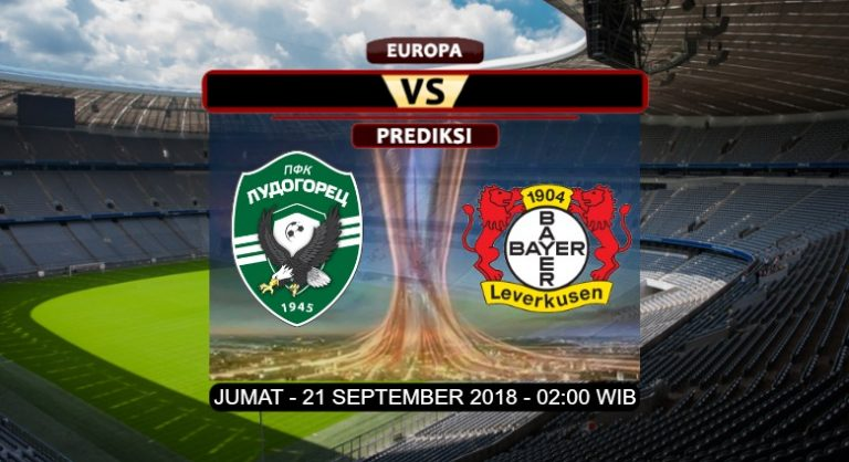 Prediksi Skor Ludogorets vs Bayer Leverkusen 21 September 2018