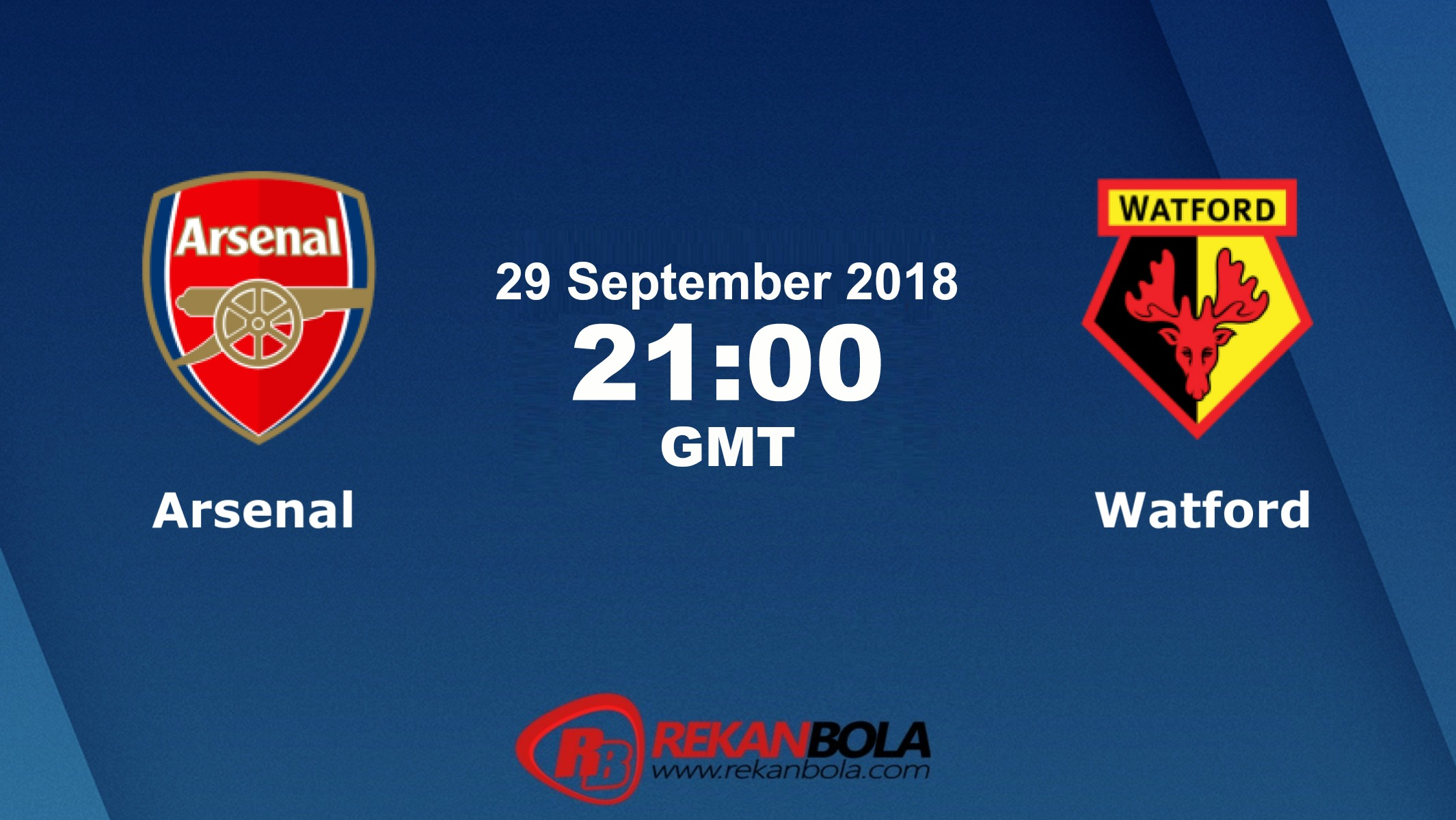 Nonton Siaran Live Streaming Arsenal Vs Watford 29 September 2018