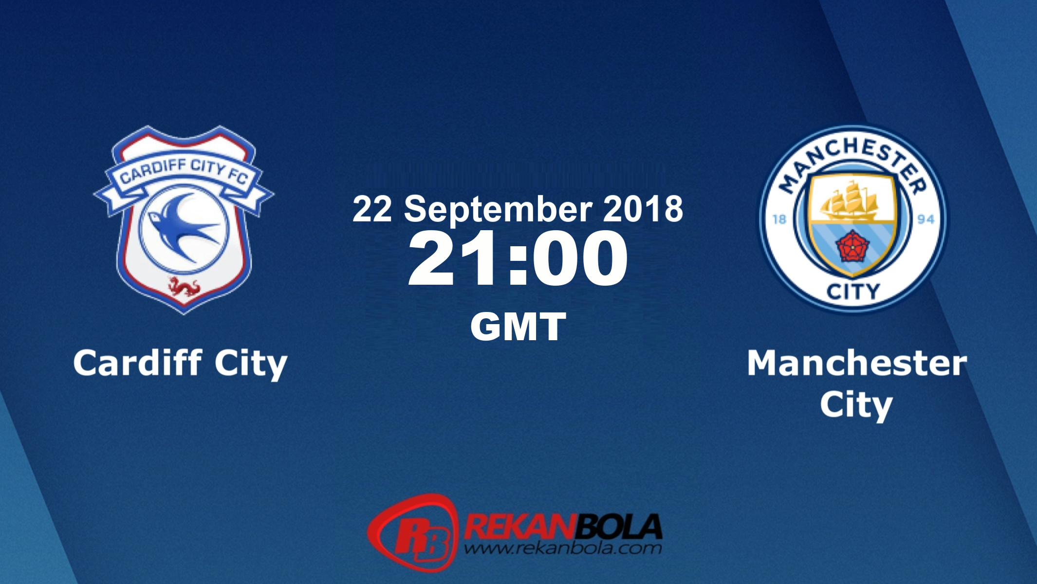 Nonton Siaran Live Streaming Cardiff Vs Man City 22 September 2018