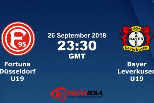 Nonton Siaran Live Streaming Düsseldorf Vs Leverkusen 26 September 2018