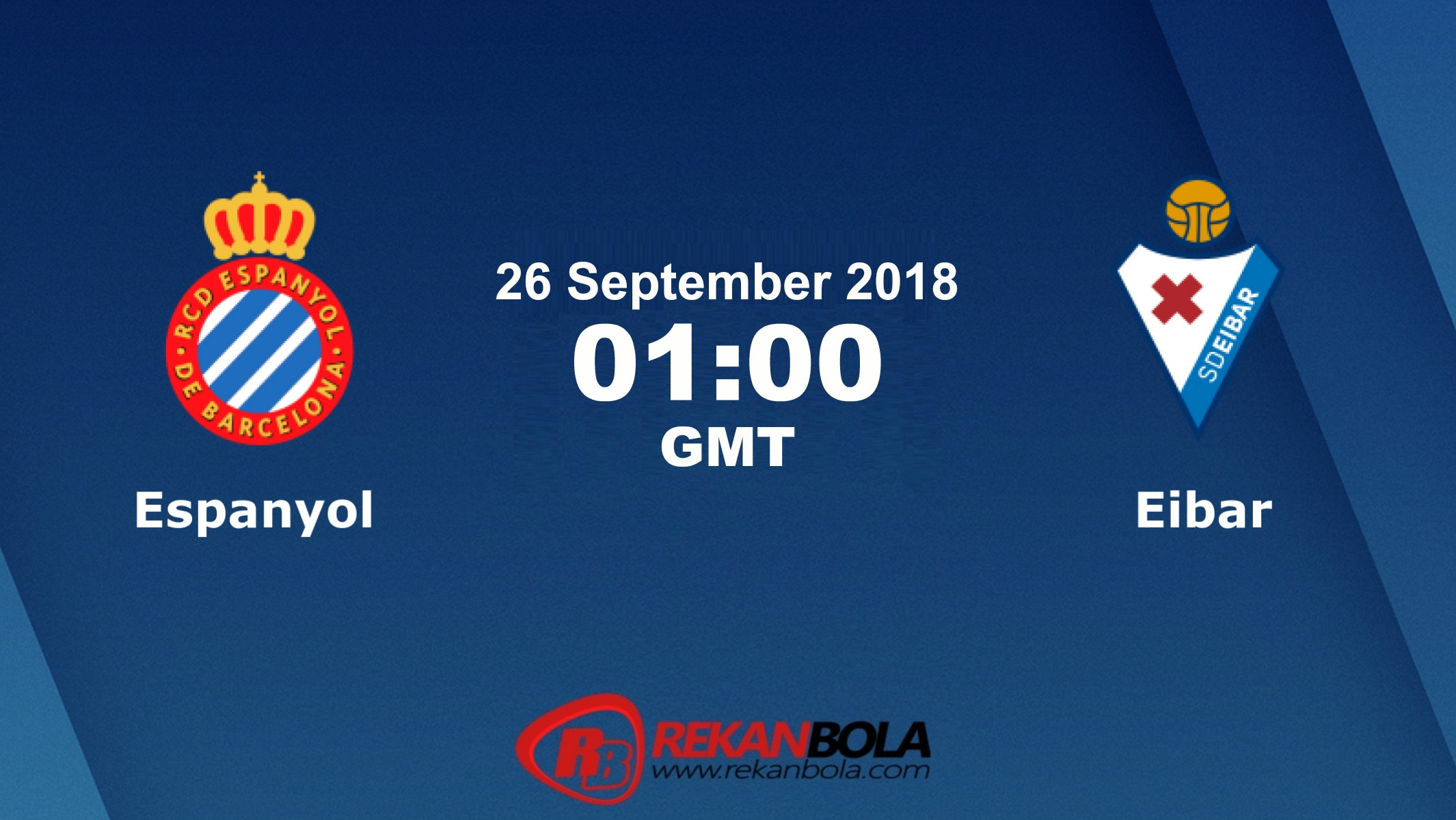 Nonton Siaran Live Streaming Espanyol Vs Eibar 26 September 2018