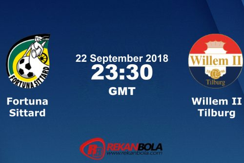 Nonton Siaran Live Streaming F Sittard Vs Willem II 22 September 2018
