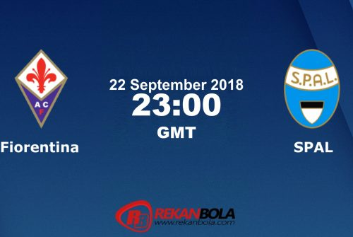 Nonton Siaran Live Streaming Fiorentina Vs SPAL 22 September 2018