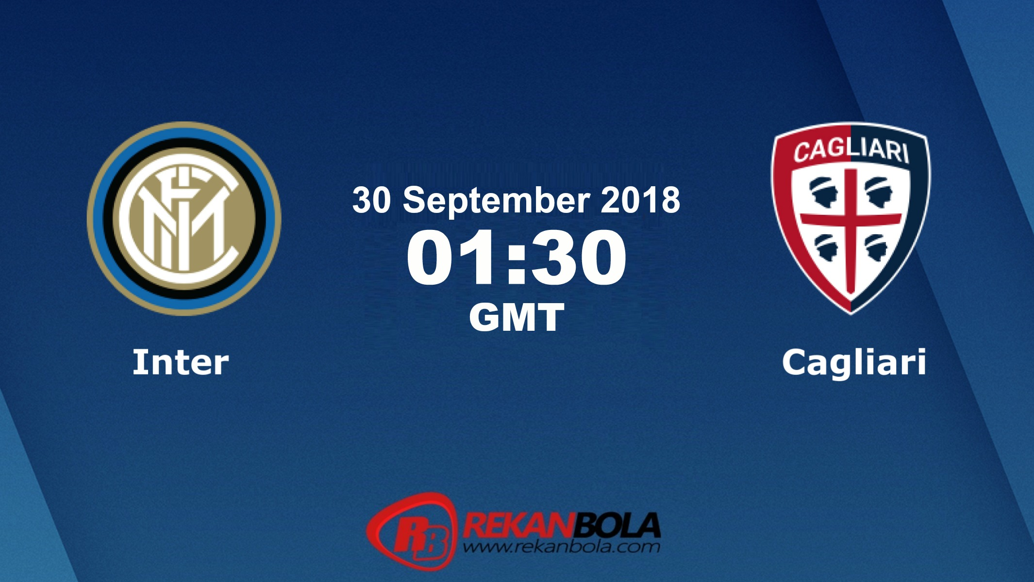 Nonton Siaran Live Streaming Inter Vs Cagliari 30 September 2018