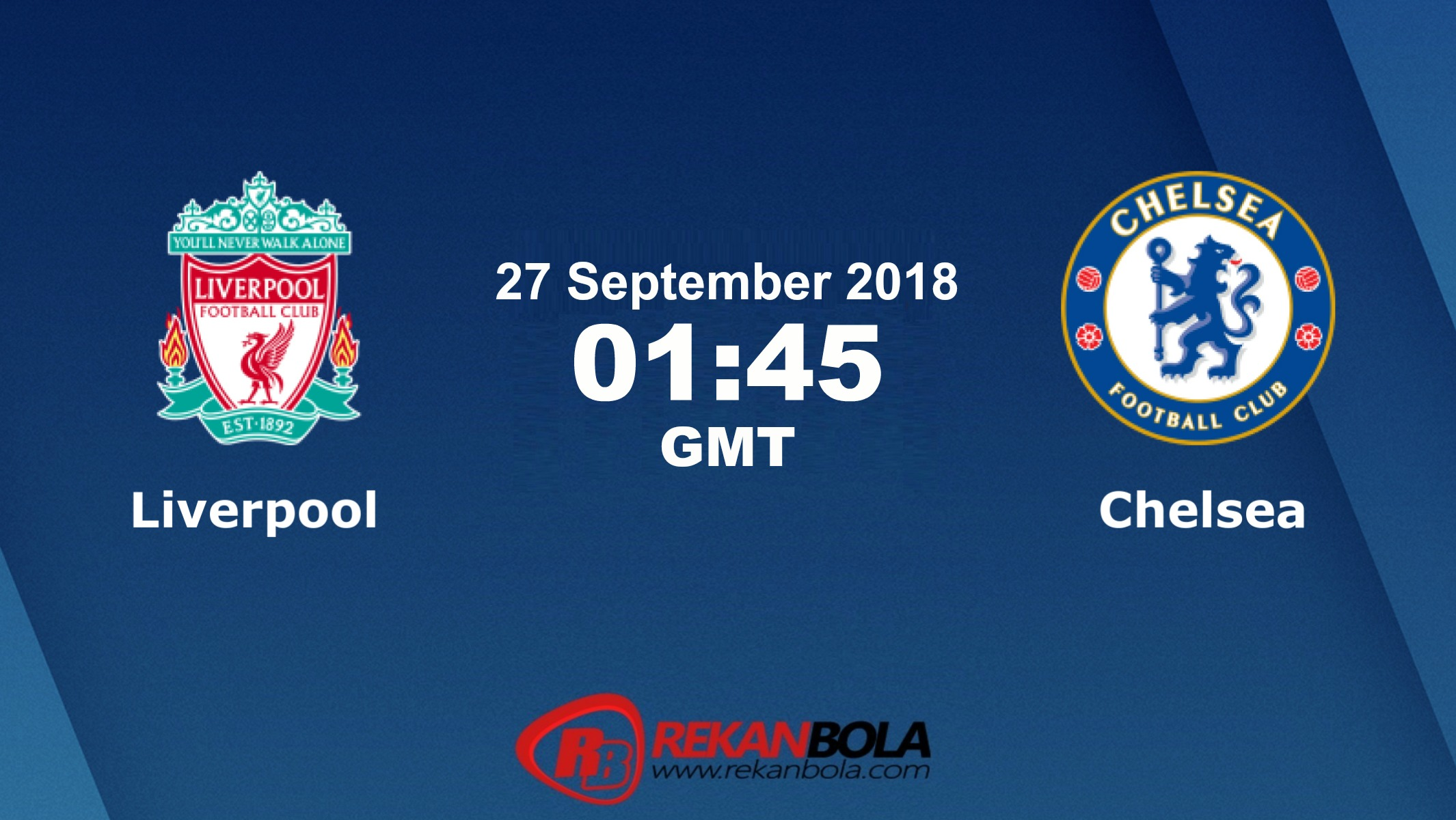 Nonton Siaran Live Streaming Liverpool Vs Chelsea 27 September 2018