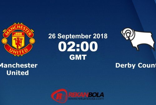 Nonton Siaran Live Streaming Man Utd Vs Derby 26 September 2018