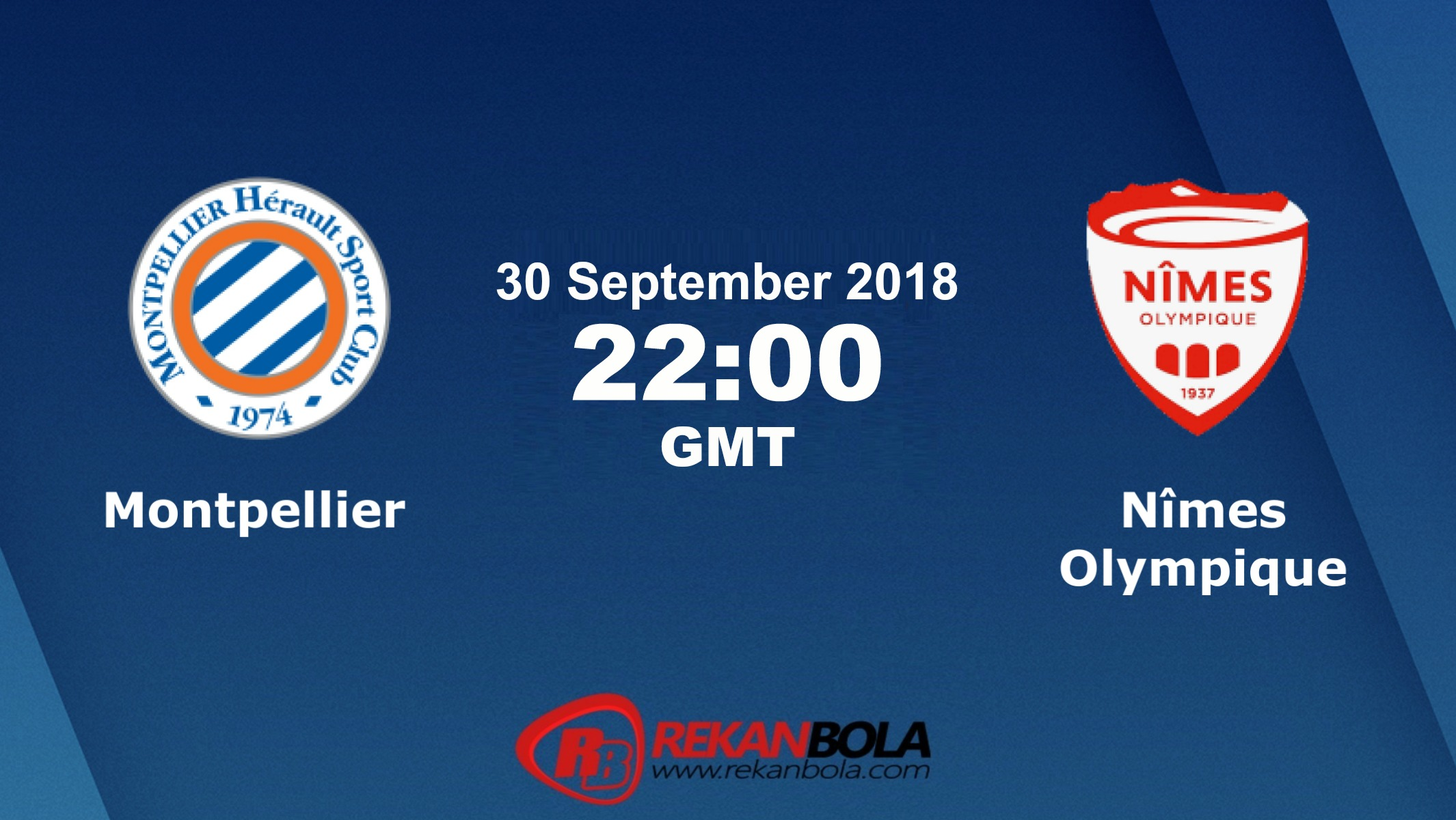Nonton Siaran Live Streaming Montpellier Vs Nîmes 30 September 2018