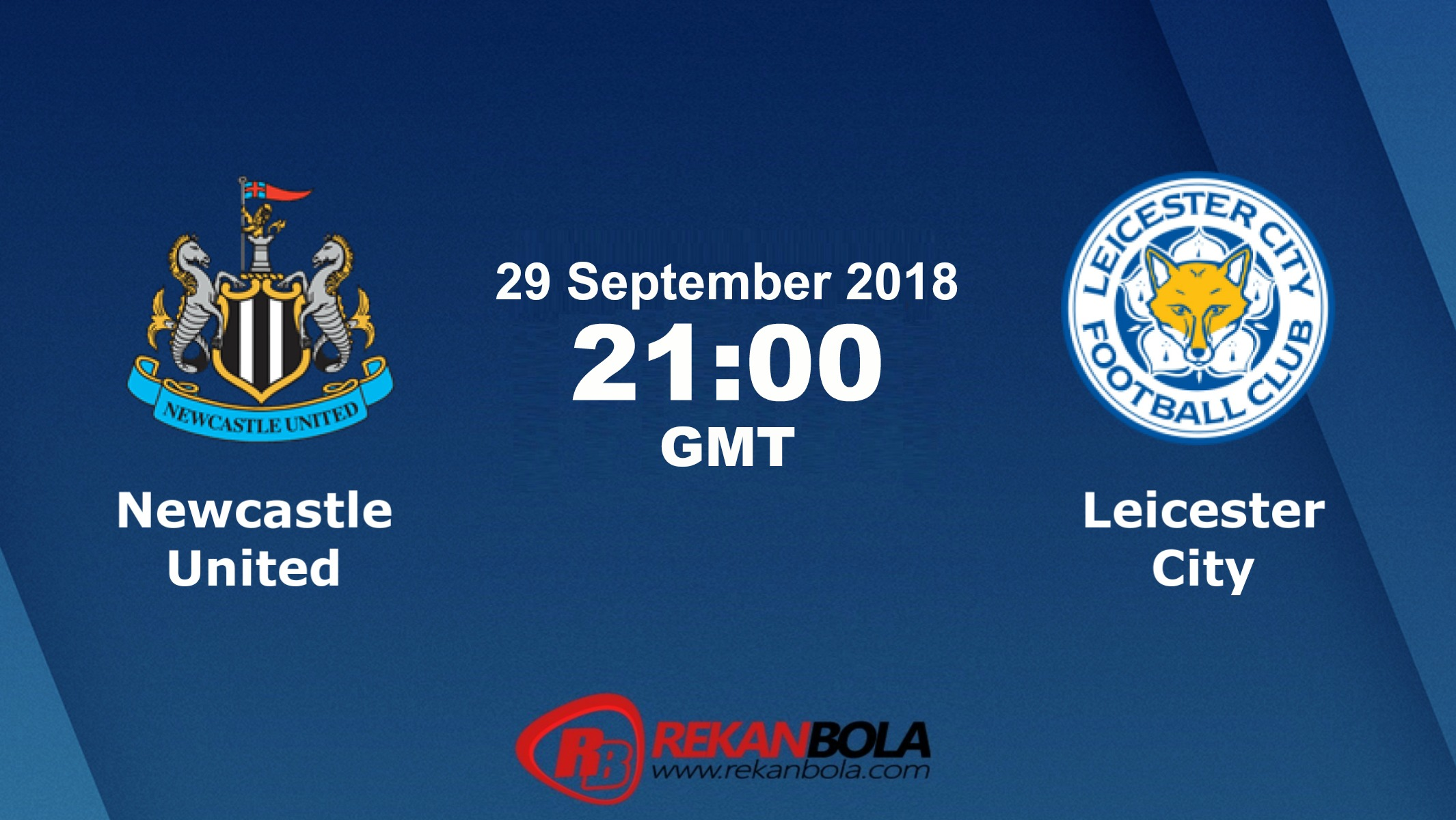 Nonton Siaran Live Streaming Newcastle Vs Leicester 29 September 2018