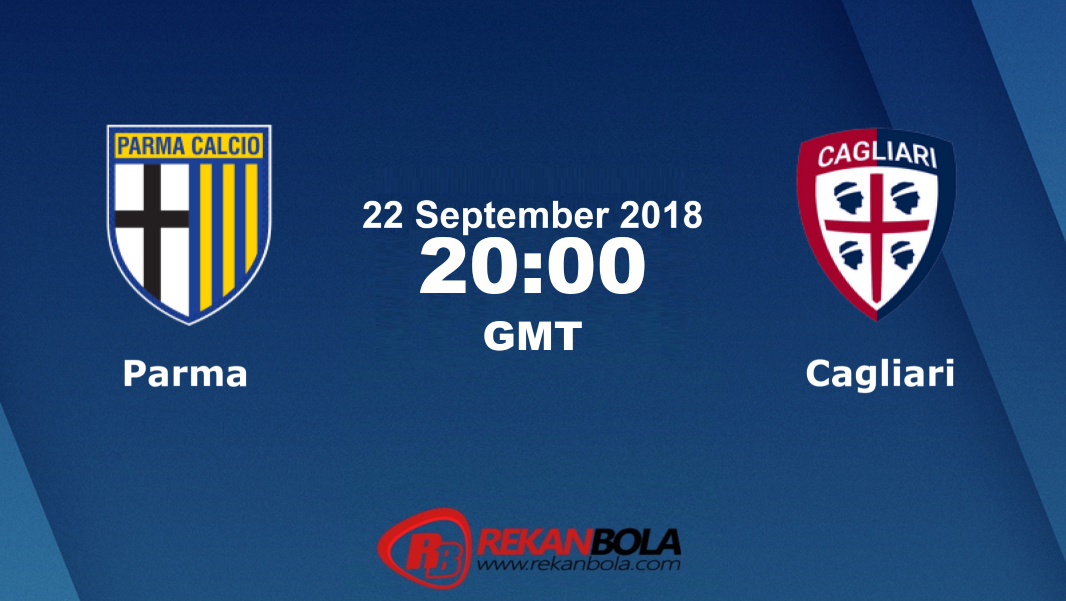 Nonton Siaran Live Streaming Parma Vs Cagliari 22 September 2018