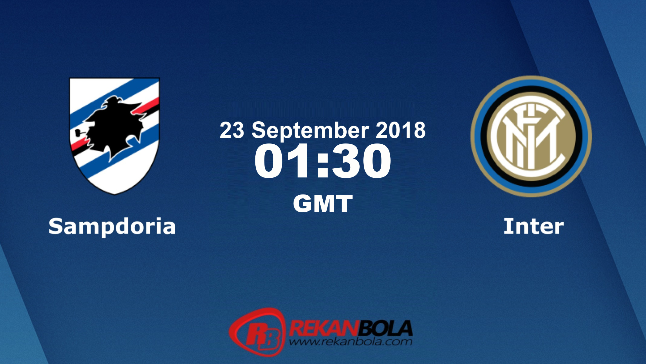 Nonton Siaran Live Streaming Sampdoria Vs Inter 23 September 2018