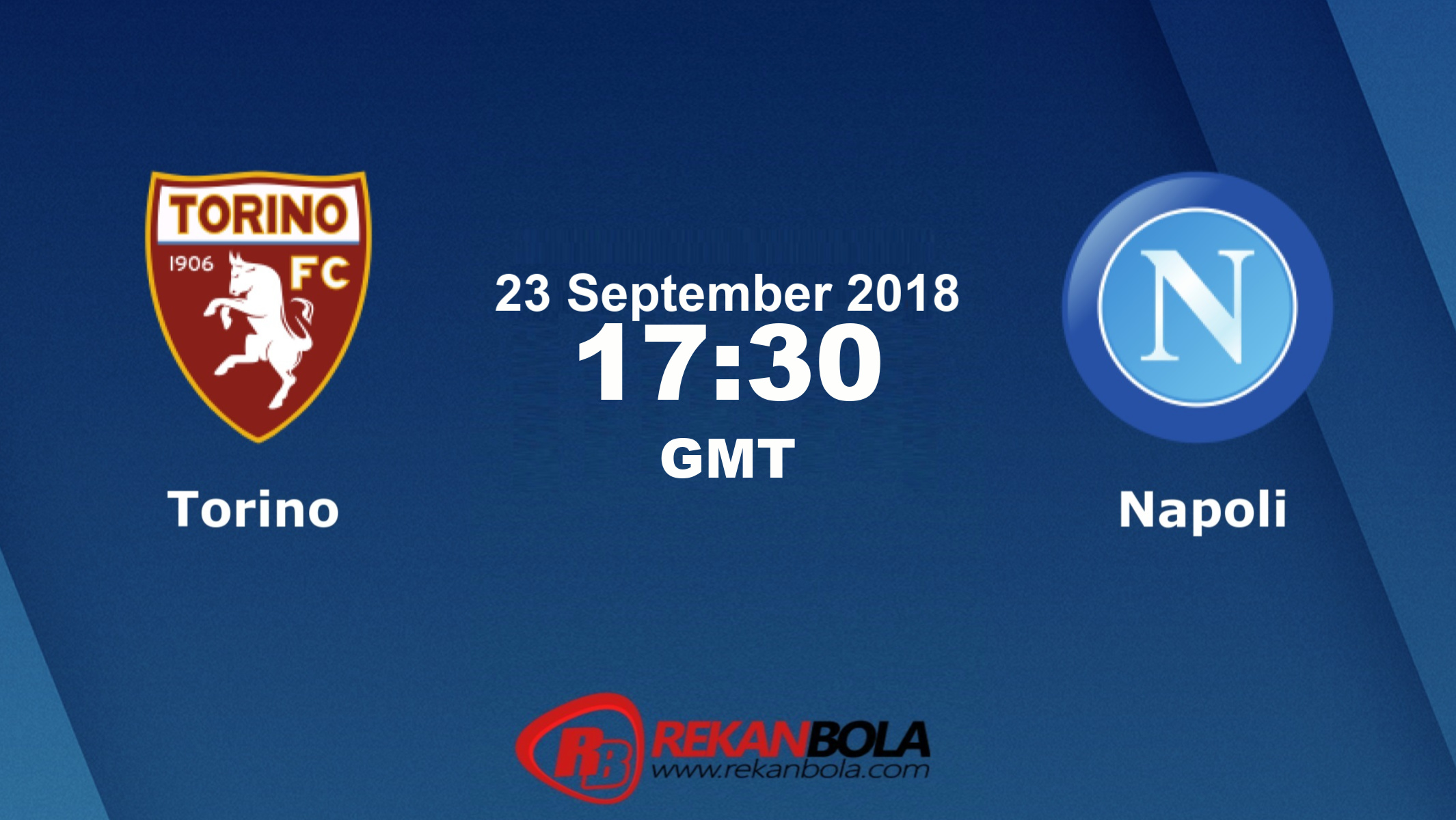 Nonton Siaran Live Streaming Torino Vs Napoli 23 September 2018