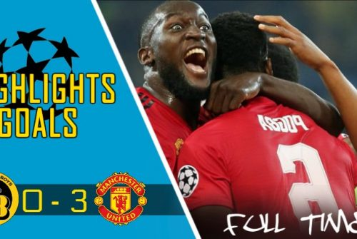 Video Gol Young Boys vs Manchester United (0 – 3)