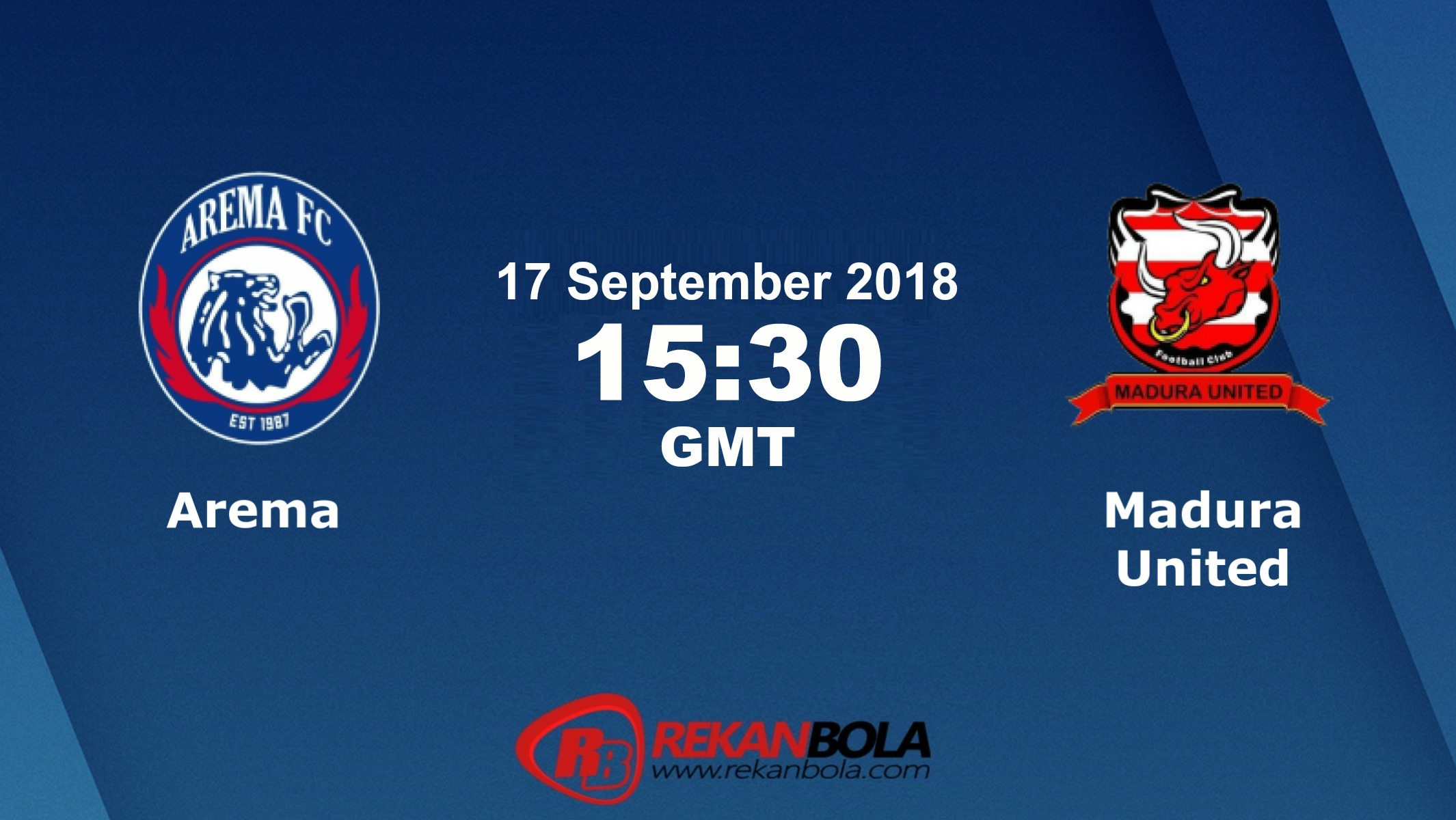 Nonton Siaran Live Streaming Arema Vs Madura 17 September 2018