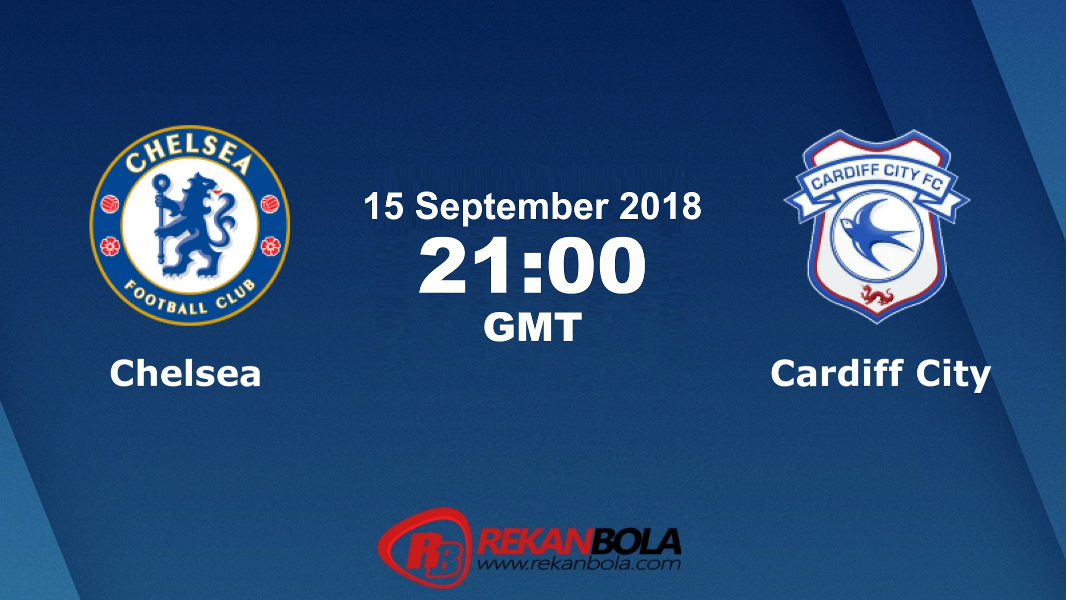 Nonton Siaran Live Streaming Chelsea Vs Cardiff 15 September 2018