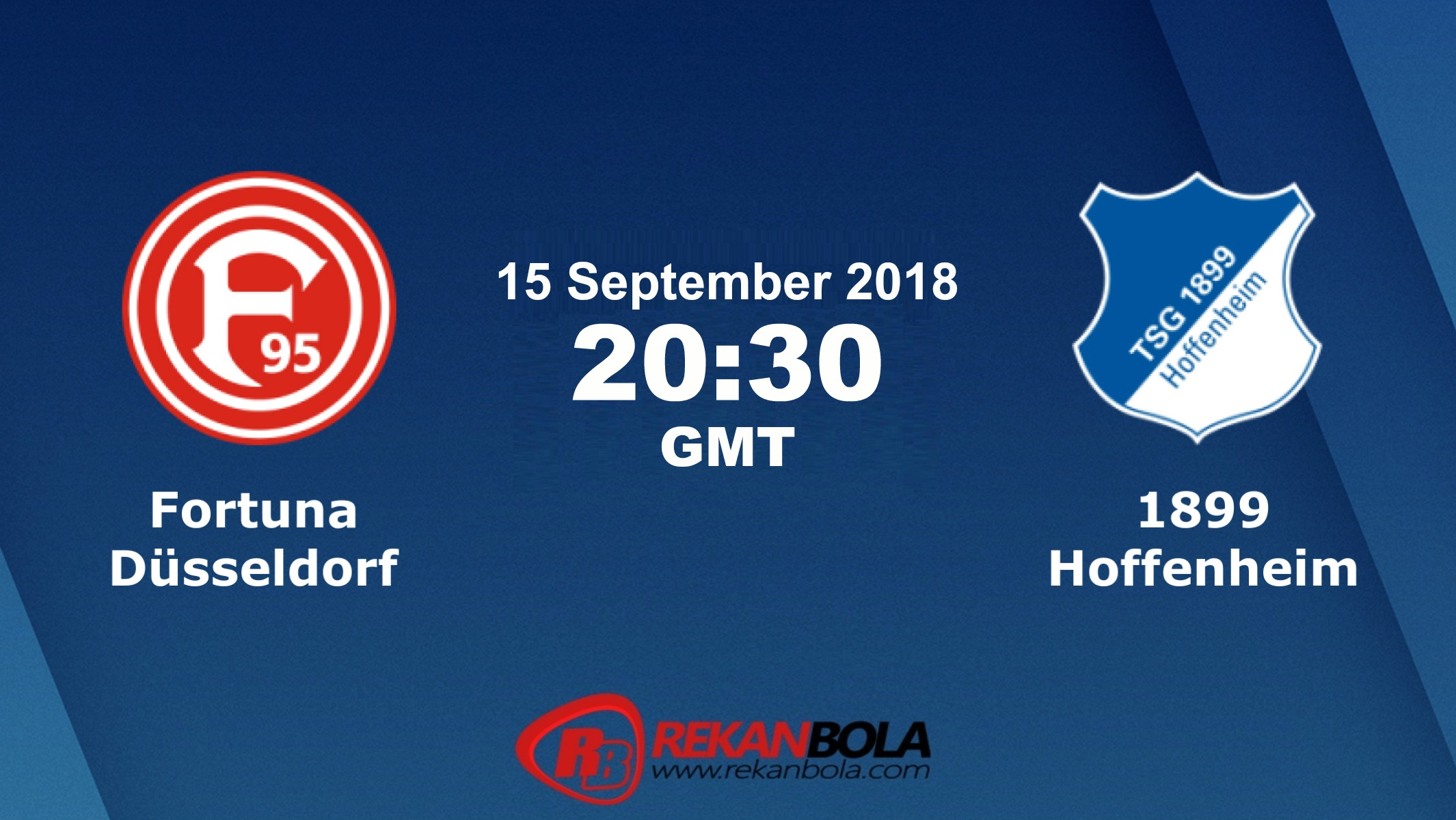 Nonton Siaran Live Streaming Dusseldorf Vs Hoffenheim 15 September 2018