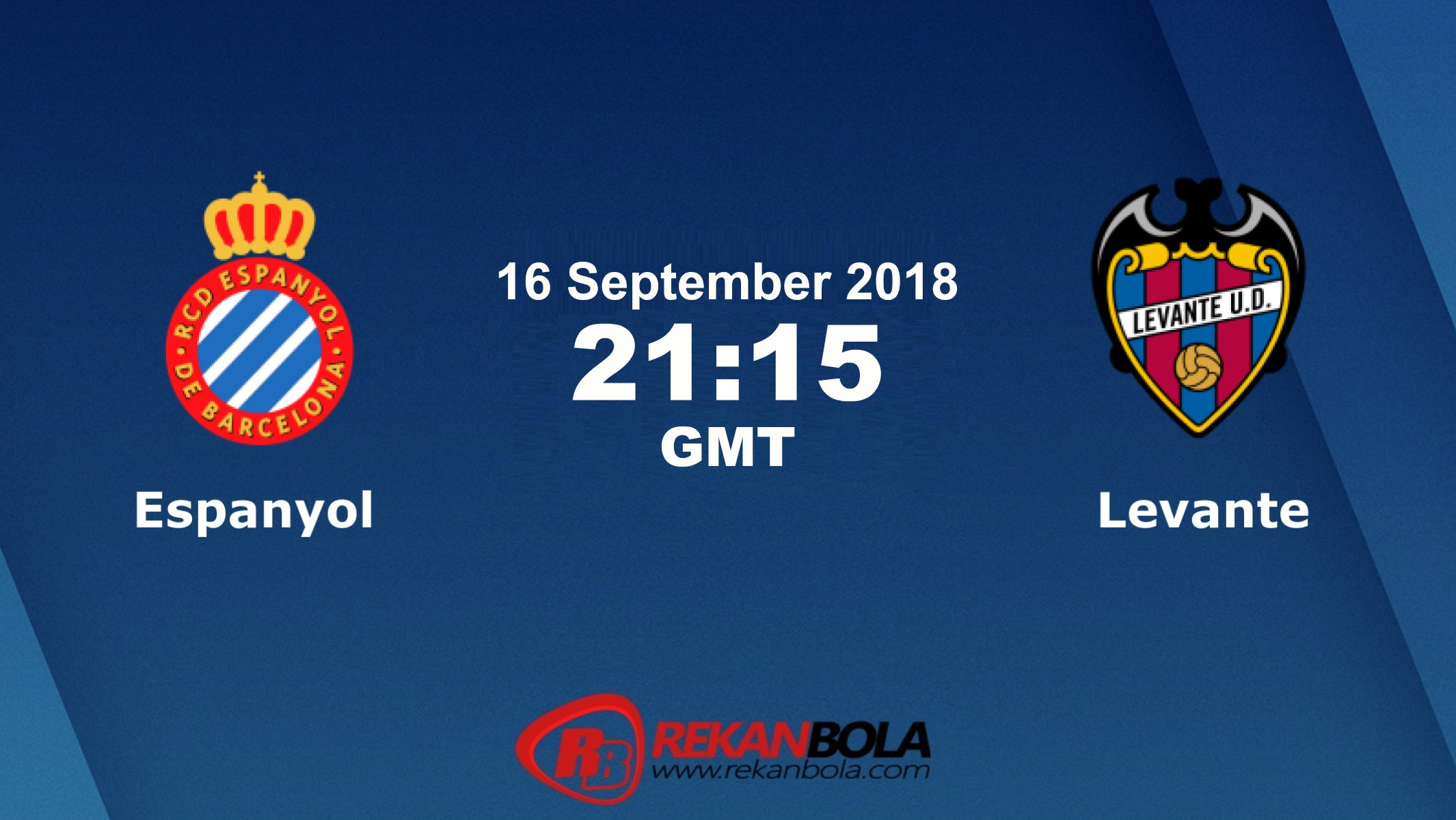 Nonton Siaran Live Streaming Espanyol Vs Levante 16 September 2018