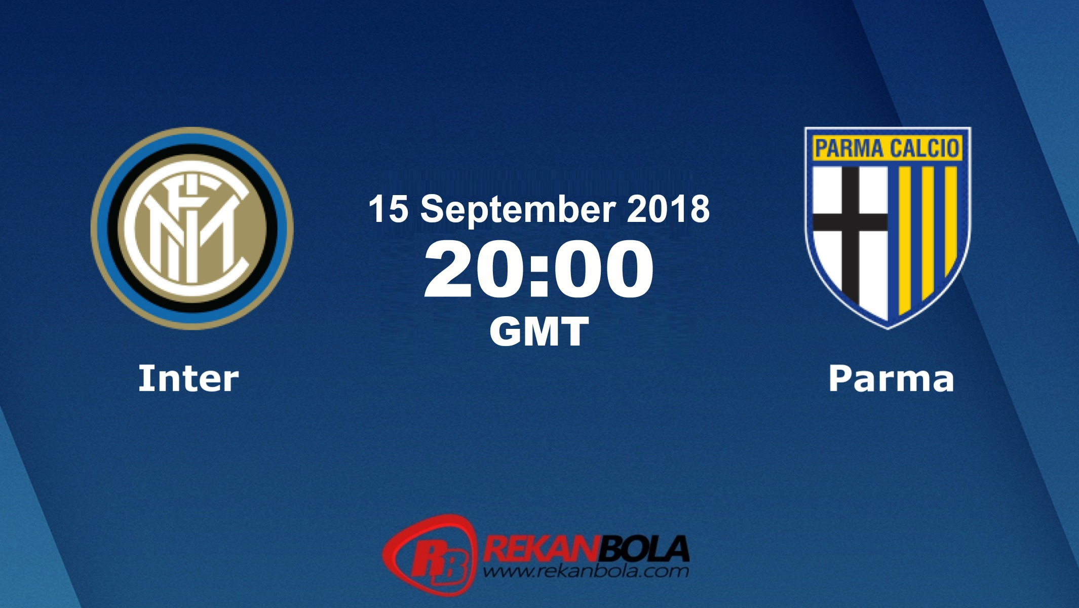 Nonton Siaran Live Streaming Inter Vs Parma 15 September 2018