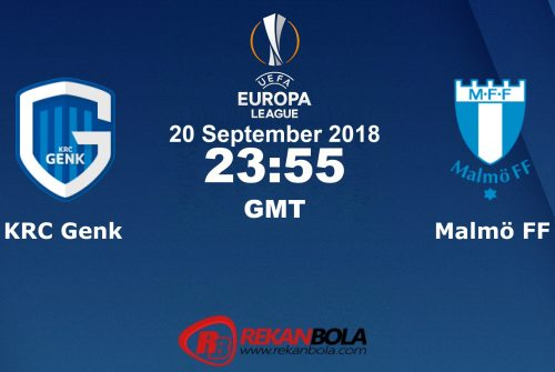Nonton Siaran Live Streaming Genk Vs Malmö 20 September 2018