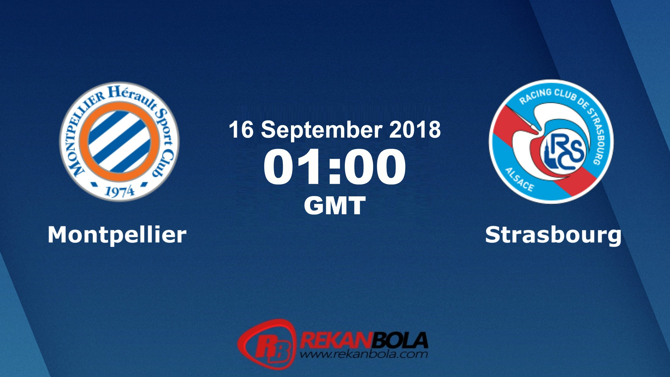 Nonton Siaran Live Streaming Montpellier Vs Strasbourg 16 September 2018