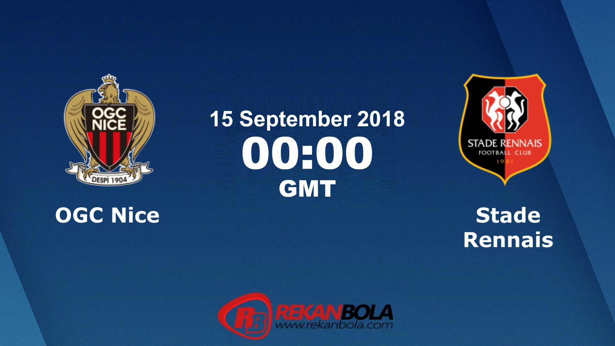 Nonton Siaran Live Streaming Nice Vs Rennais 15 September 2018