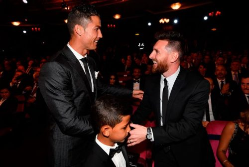 The Best FIFA Award: Messi Pilih Modric, Ronaldo Pilih Varane