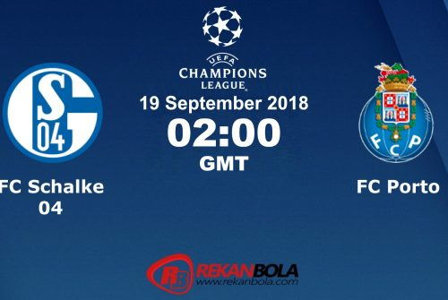 Nonton Siaran Live Streaming Schalke Vs Porto 19 September 2018
