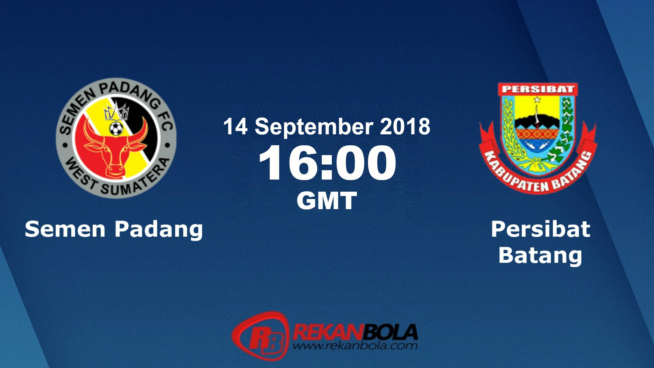 Nonton Siaran Live Streaming Semen Padang Vs Persibat 14 September 2018