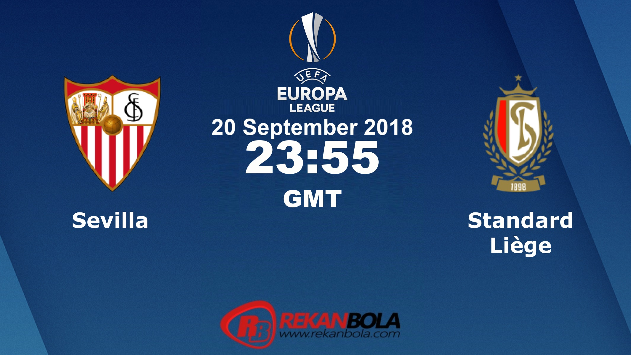 Nonton Siaran Live Streaming Sevilla Vs Liège 20 September 2018