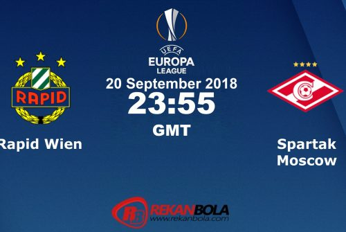 Nonton Siaran Live Streaming Rapid Wina Vs Spartak 20 September 2018