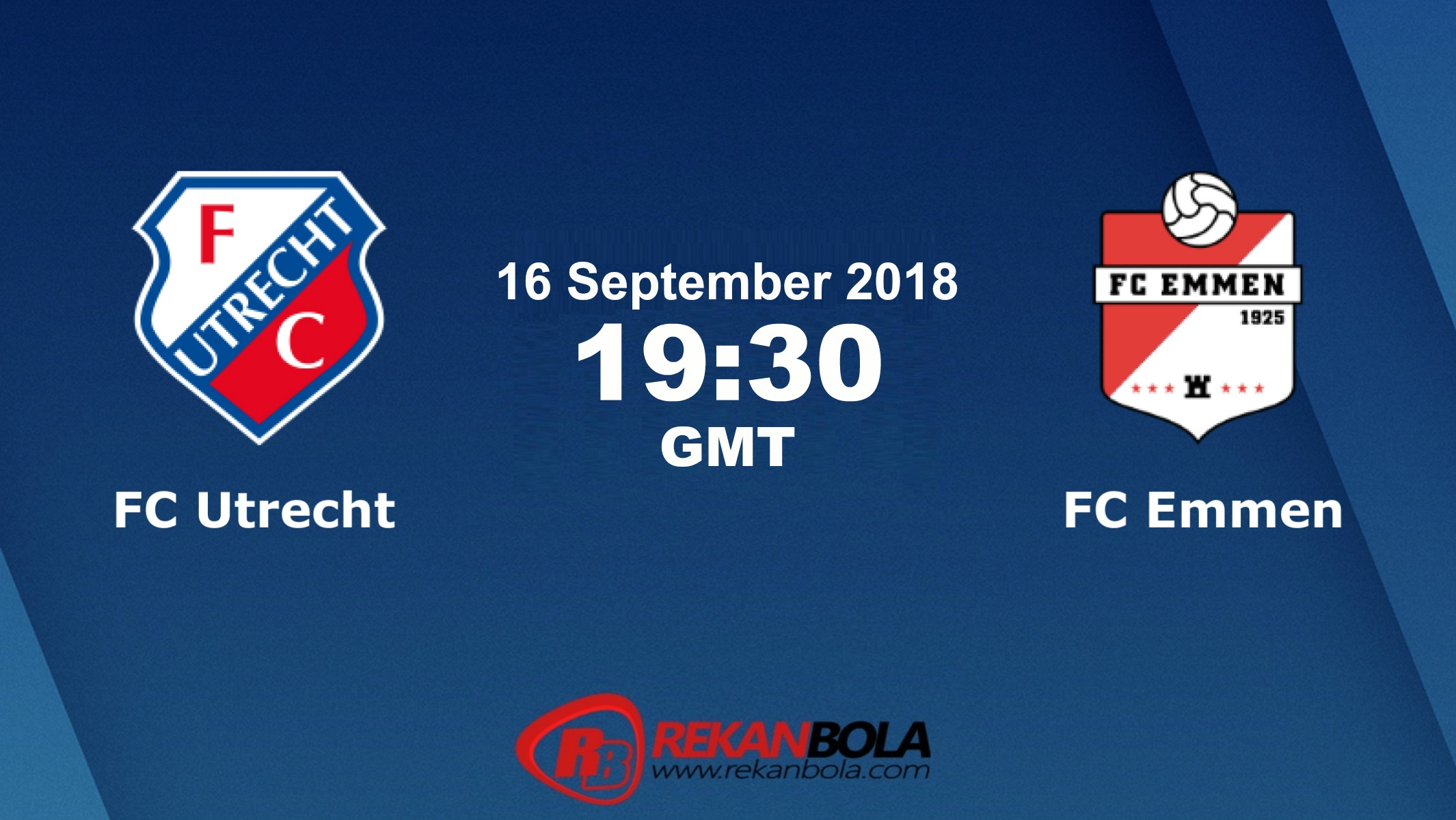 Nonton Siaran Live Streaming Utrecht Vs Emmen 16 September 2018