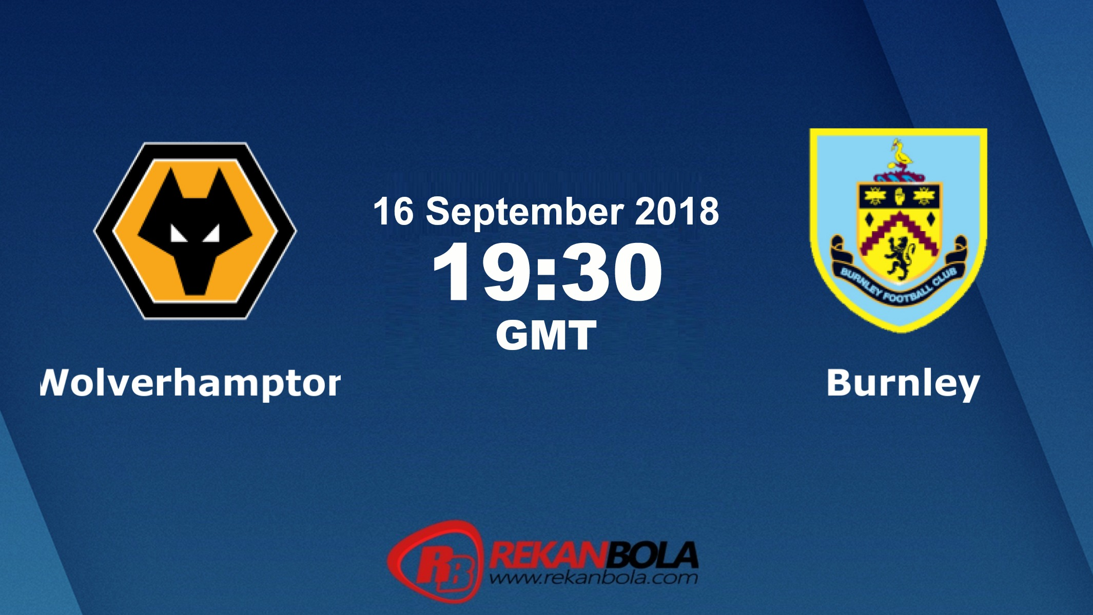 Nonton Siaran Live Streaming Wolves Vs Burnley 16 September 2018
