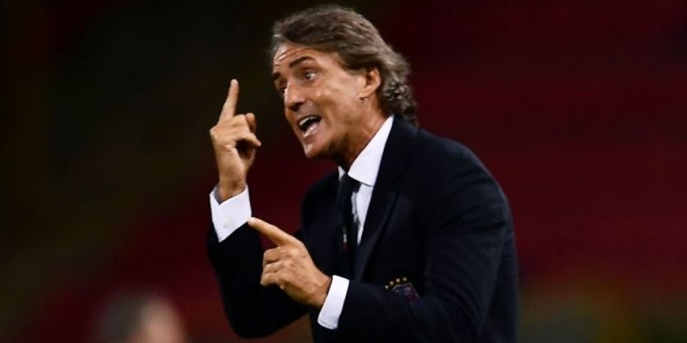 Mancini Tegaskan Nations League Bukan Prioritas Azzurri