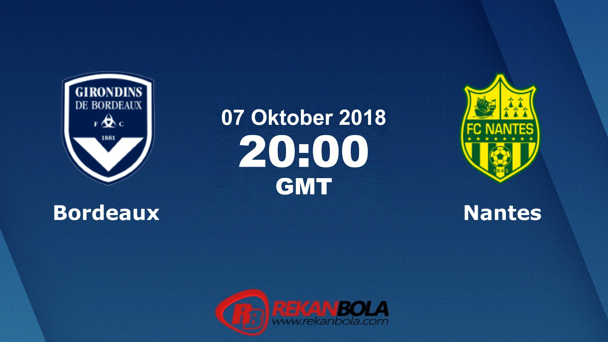 Bordeaux Vs Nantes Live Streaming Nonton Tv Bola