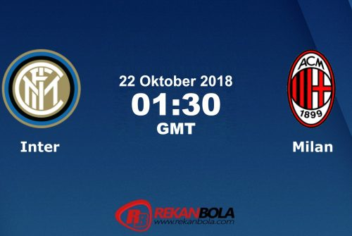 Nonton Siaran Live Streaming Inter Vs Milan 22 Oktober 2018