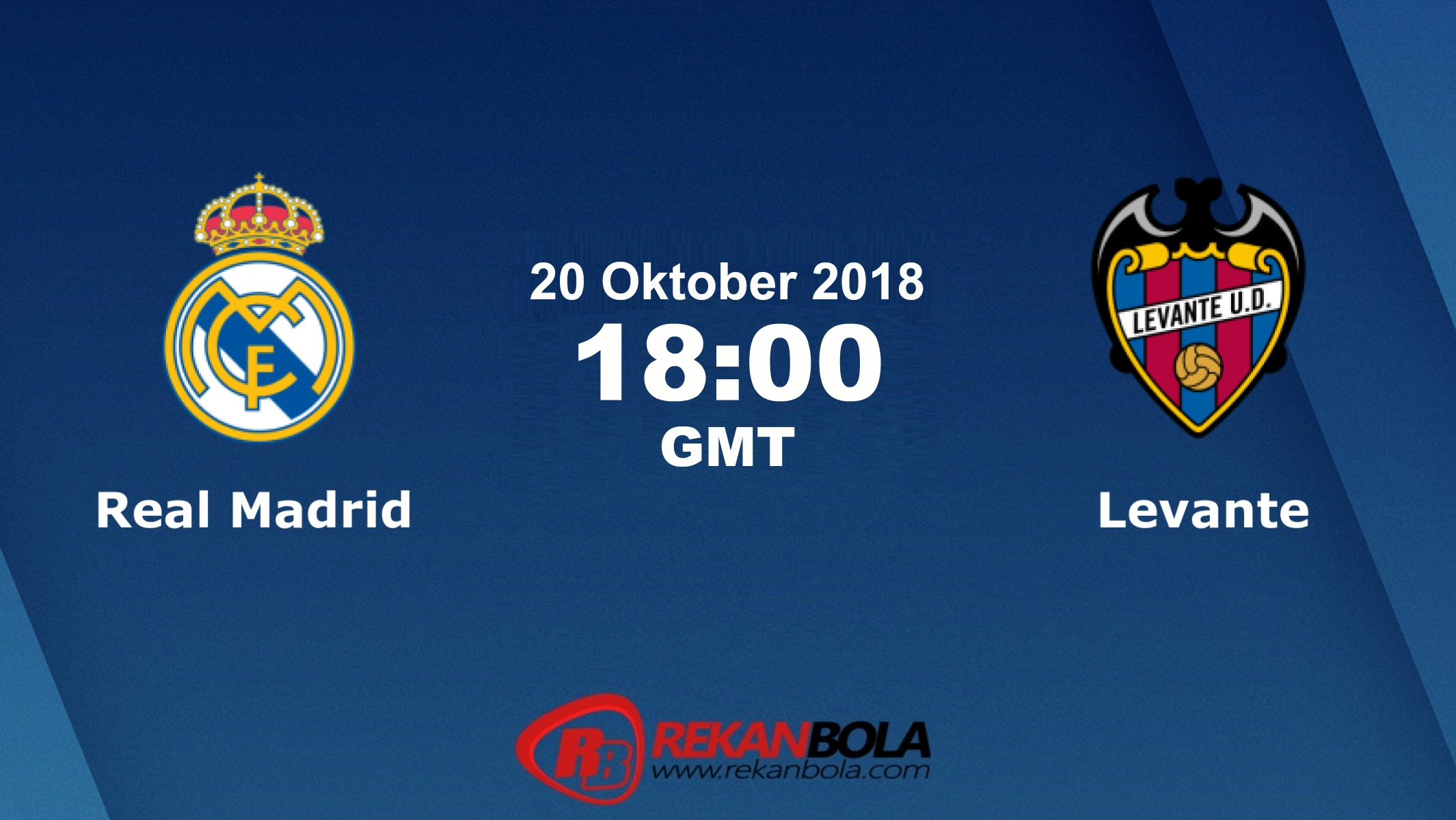 Nonton Siaran Live Streaming Madrid Vs Levante 20 Oktober 2018