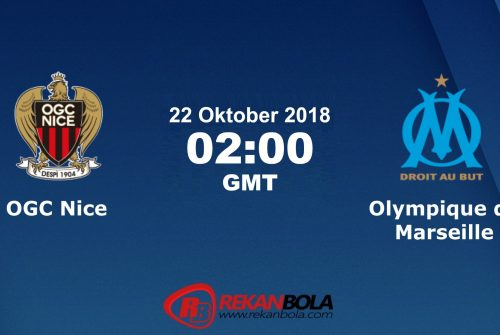 Nonton Siaran Live Streaming Nice Vs Marseille 22 Oktober 2018